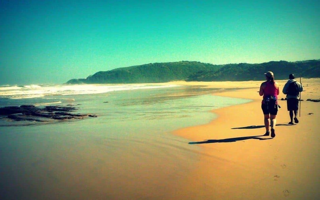 «Slackpacking» langs the Wild Coast