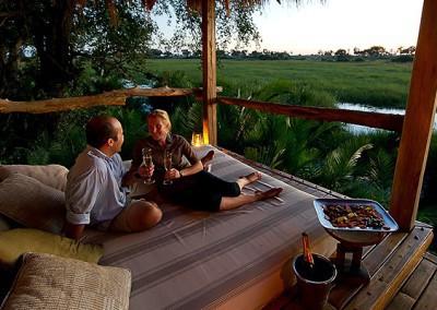 Tilbake til naturen i Okavango og Savuti