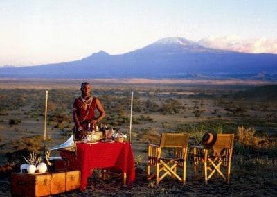 Fra savanne til hav i Kenya