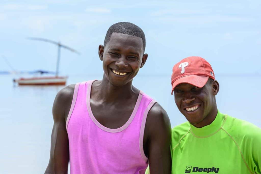 De herlige menneskene i Vilankulo, Inhambane Province. Mozambique (Foto: Bahia Mar)
